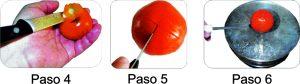 Pelar tomates 2