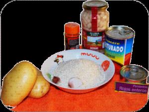 Arroz caldoso ingredientes