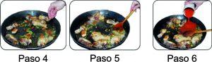 Paella mixta 2