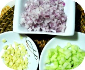 Salsa curry 1