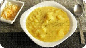 patatas al ajoollo
