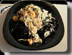 Spaguetti Nero di Sepia