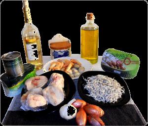Merluza salsa verde ingredientes