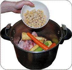 Cocido madrileño 1