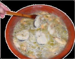 Merluza salsa verde 12