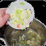 Crema de verduras 3