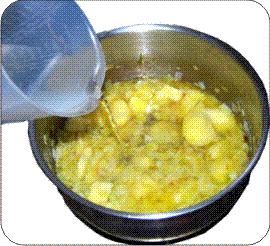 Crema de puerros 4