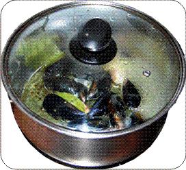 Mejillones al vapor 5
