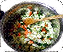 Crema de verduras 4