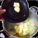 Crema de verduras 5