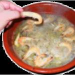 Merluza salsa verde 8