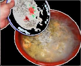 Merluza salsa verde 9