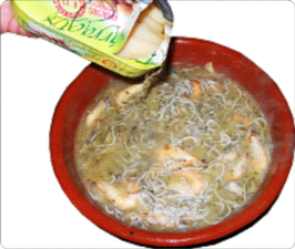 Merluza salsa verde 10