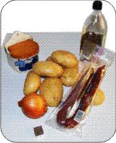 Patatas con chorizo ingredientes