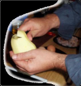 Sopa de gambas 1