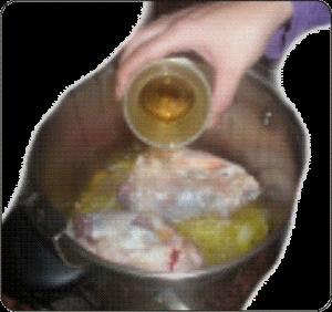 Codillo de cerdo estofado 5