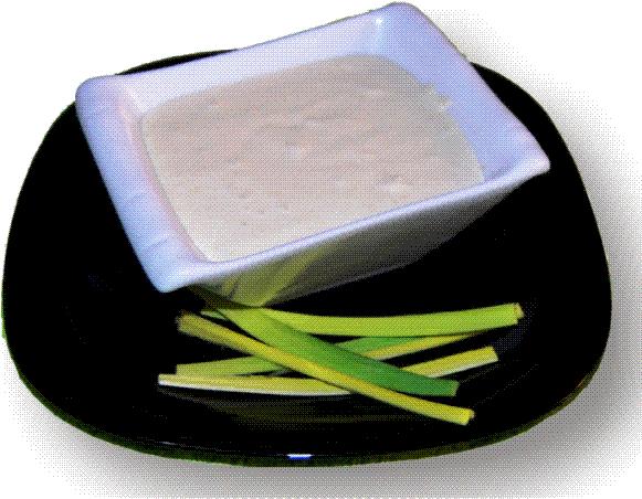 Salsa a la mostaza